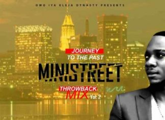 [Naija Old Skull Mix] DJ Pedro - Ministreet Throwback Mix Vol. 2