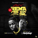 Rema VS Fireboy DML DJ Mix - Next Rated Face-Off