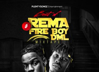 Rema VS Fireboy DML DJ Mix - Next Rated Face-Off