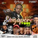 [December Mix] DJ Kamzy – Singapore Tour Mixtape