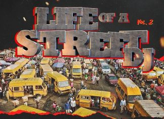 DJ 4kerty Latest Mixtape – Life Of A Street DJ Mix (Vol. 2)