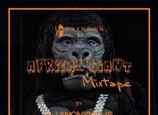 Dj Anonymous – African Giant Mixtape