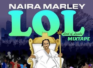 Dj Funman - Lord Of Lamba (Naira Marley) Ep [Mixed]