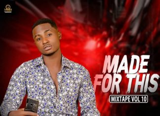 Dj Joweey – Made For You ChristMas Party Mixtape
