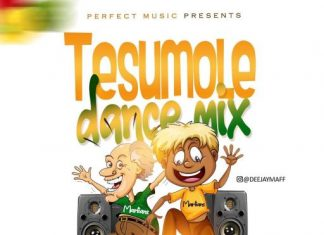Dj Maff December Maixtape – Tesumole Dance Mix
