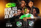 DJ OP Dot – Best Of Rema, KAJ, Fire Boy & Joeboy Mix