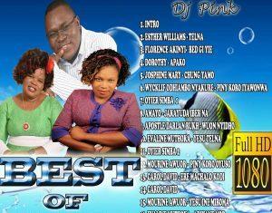Dj Pink - Best Of Luo Gospel Mixtape From Kenya