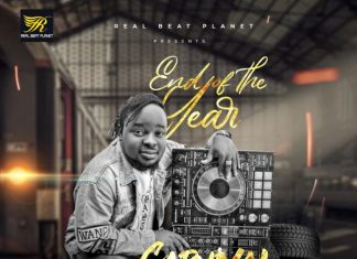 DJ Real – End Of The Year Mix (December 2019)