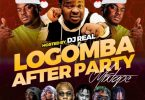 Dj Real (Emir 1 Of Alaba) – Logomba After December Party Mixtape