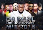 Dj Real - Hip Hop Gospel Mix.