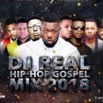 Dj Real - Hip Hop Gospel Mix.