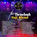 Dj Watson - Throwback Fuji Blend Mixtape
