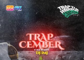 [Foreign Trap Mixtape] DJ IMJ – Trapcember