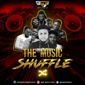 [Latest December 2019 Mixtape] – The Music Shuffle Mix