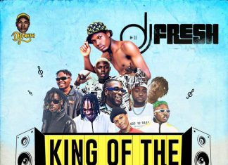 Latest December Mixtape - King Of The Afro Beat Mix