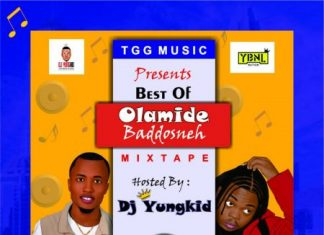 Best Of Olamide Mixtape 2020 (Hosted By Dj Yungkid)