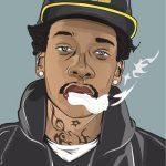 Best Of Wiz Khalifa Mixtape !!