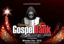 DJ D20 – Happy New Year Gospel Mix (Gospel Bank)