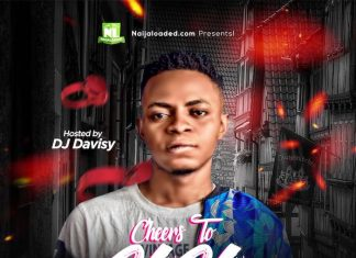 DJ Davisy – Cheers To 2020 AfroBeat Mixtape