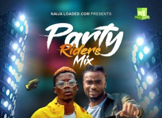 DJ Lawy x DJ 4Kerty – Party Rider Mix (Non Stop Mixtape)