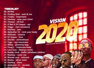 DJ Limbo – Vision 2020 Mix (TPM vol.22)