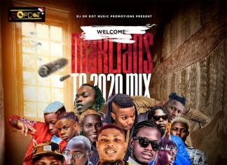 DJ OP Dot – Welcome Marlians To 2020 Mixtape