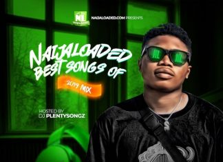 DJ PlentySongz – Naijaloaded Best Songs Of 2019 Mixtape