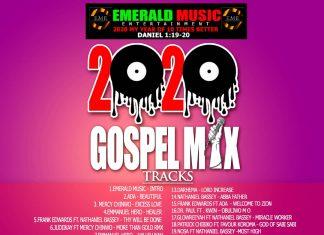 Dj Real - 2020 Gospel Mixtape Vol 1