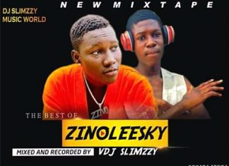 DJ Slimzzy – Best Of Zinoleesky Mixtape 2020