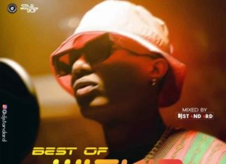 DJ Standard – Best Of Wizkid 100 Hits Mixtape