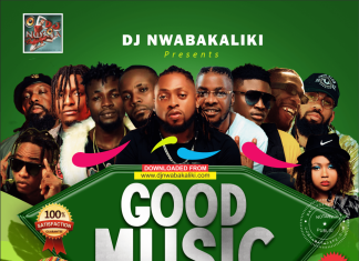 Latest Dj Nwabakaliki – New Good Music No Fit Die Mixtape