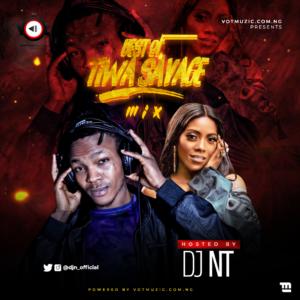 [Updated] Best Of Tiwa Savage Dj Mixtape (Old & New Songs)
