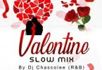 DJ Chascolee – Valentine Slow Mix | 80s R&B Mix