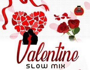 DJ Chascolee – Valentine Slow Mix   80s R&B Mix