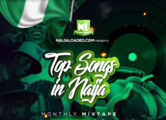 DJ Davisy – NL Top Songs In Nigeria Mixtape (January 2020)