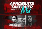 DJ Foby – Best Of Fela & Burna Boy Mixtape Afrobeats Takeover Mix