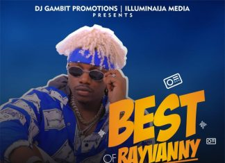 DJ Gambit – Best of Rayvanny Mix