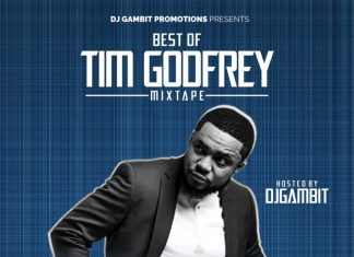DJ Gambit - Best Of Tim Godfrey Mixtape