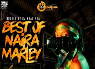 DJ Khalifa - Best of Naira Marley Mixtape 2020