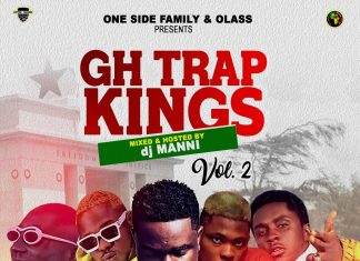 DJ Manni – GH Trap Kings Mixtape (Best Ghana Trap Songs)