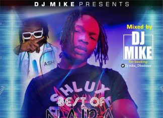 "DJ Mike – Best Of Naira Mixtape ""NBG Non Stop Mix 2020"