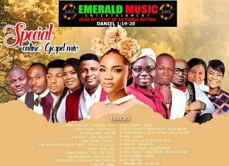 DJ Real - Special Online Alaba Gospel Mixtape Vol 2