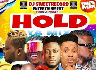 DJ Sweet Record – Hold Ya Mix (Made In 042)