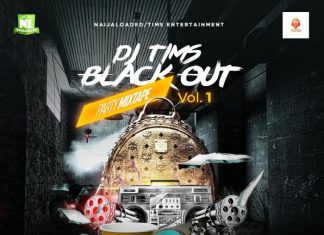 DJ Tims – Blackout Party Mix Vol. 1 (New Music Mixtape 2020)