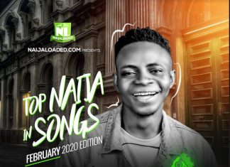 DJ Davisy – Naija Top Songs In February 2020 Mixtape