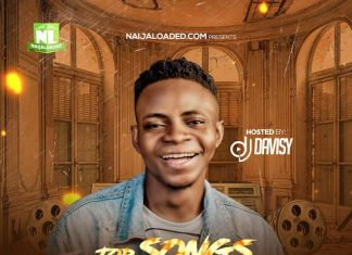 DJ Davisy – NL Top Songs In Naija Mix (March 2020)