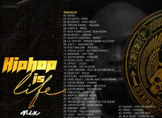 DJ Limbo – HipHop is life Mix (Foreign Hip Hop Mixtape vol.24)