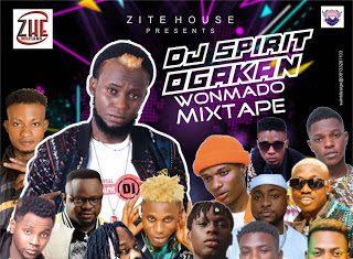 DJ Spirit – Wonmado Mixtape (Ogakan) 2020