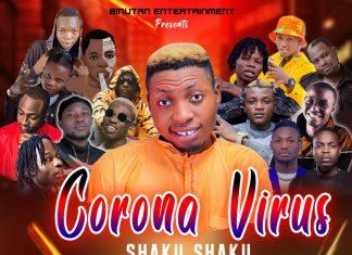 Dj Tunex - Coronavirus Shaku Shaku Mix 2020