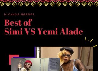 DJ Candle – Best Of Simi Vs Yemi Alade Mix (Simi & Yemi Alade Mixtape)